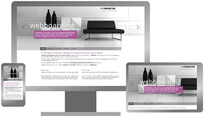 Responsive Webdesign in Mörfelden-Walldorf
